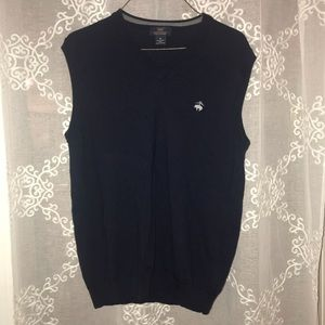 Brooks Brothers size M pull over vest